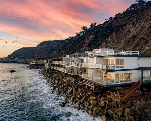 real estate in Malibu Beach