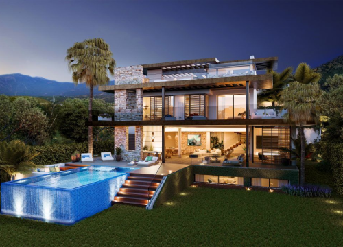 real estate in the Beverly Hills