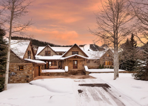 real estate in the Aspen